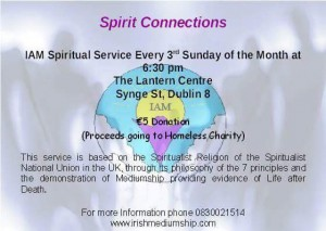 IAM Divine Service @ The Lantern Centre   Dublin   Dublin   Ireland